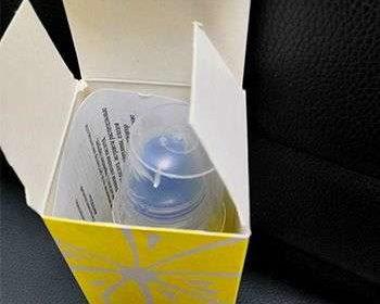 Коктейль Weex в открытой упаковке